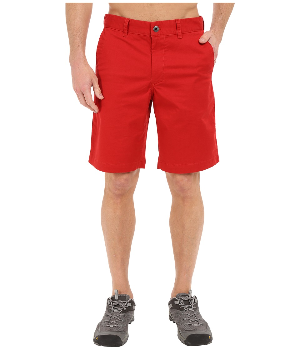 The North Face - The Narrows Shorts (Pompeian Red) Men's Shorts