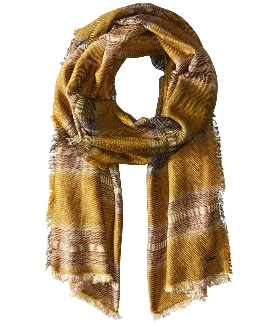 Diesel - Scocot Scarf (Olive/Green) Scarves