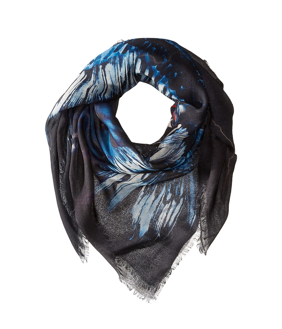 Diesel - Sdolly Scarf (Black) Scarves