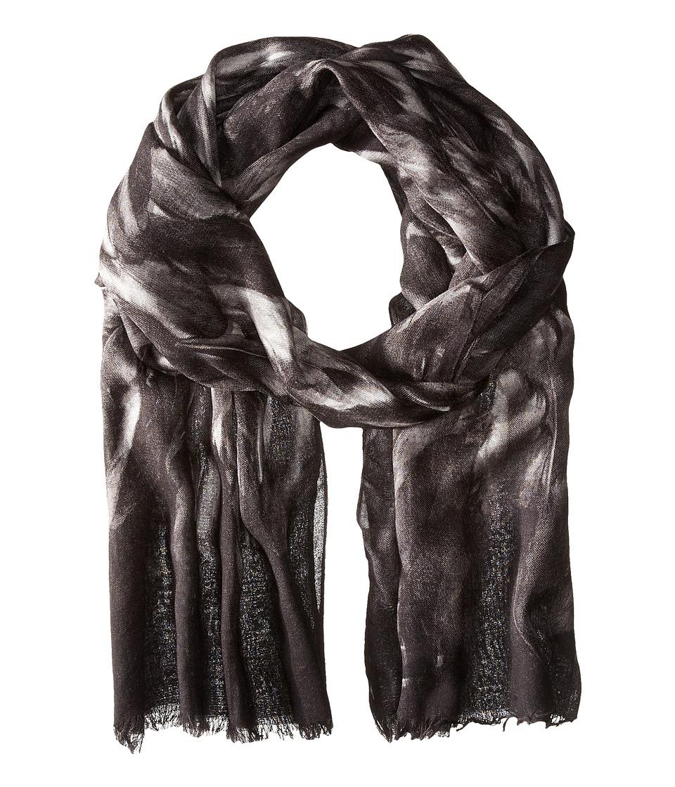 Diesel - Sioca Scarf (Black) Scarves