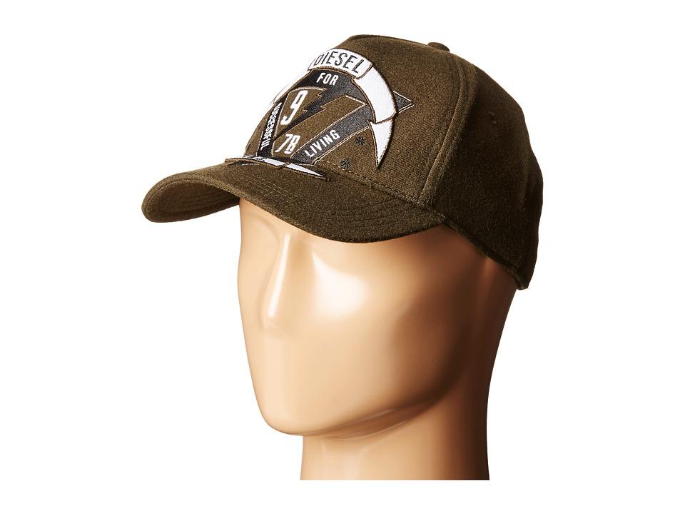 Diesel - Celange Hat (Olive/Green) Caps