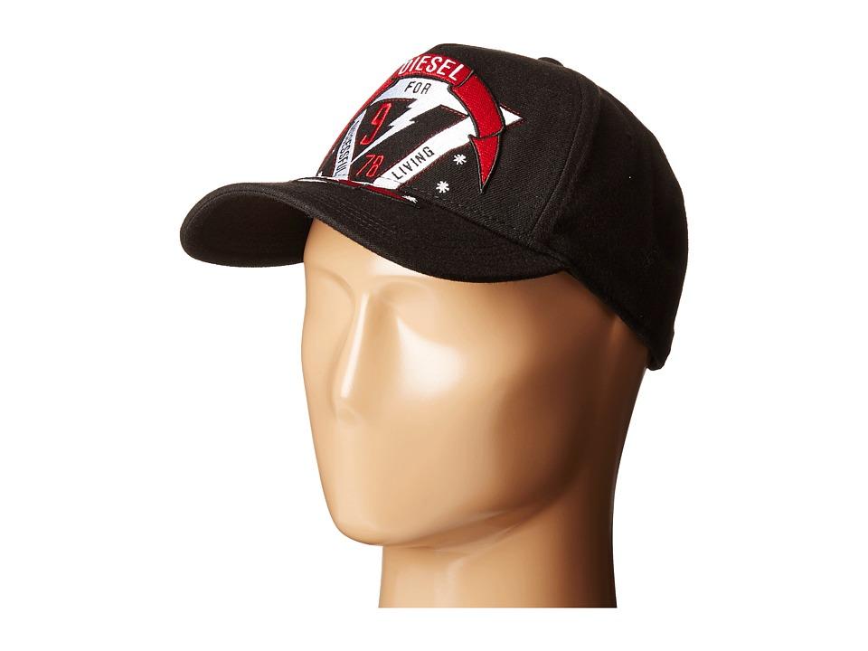 Diesel - Celange Hat (Black) Caps