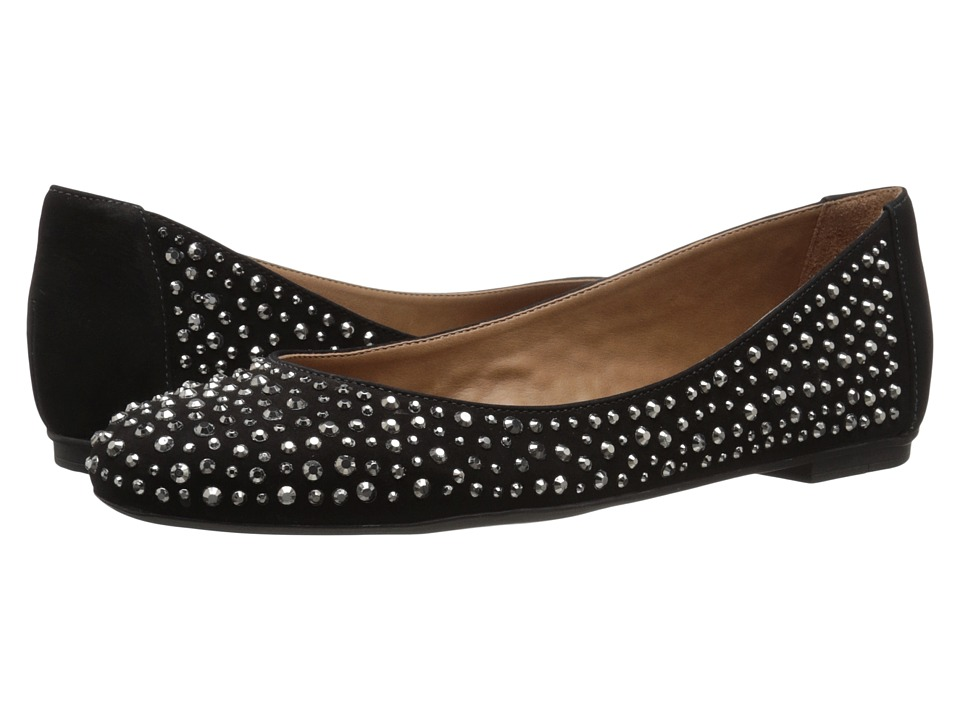 French Sole Quench (Black Nubuck) Women