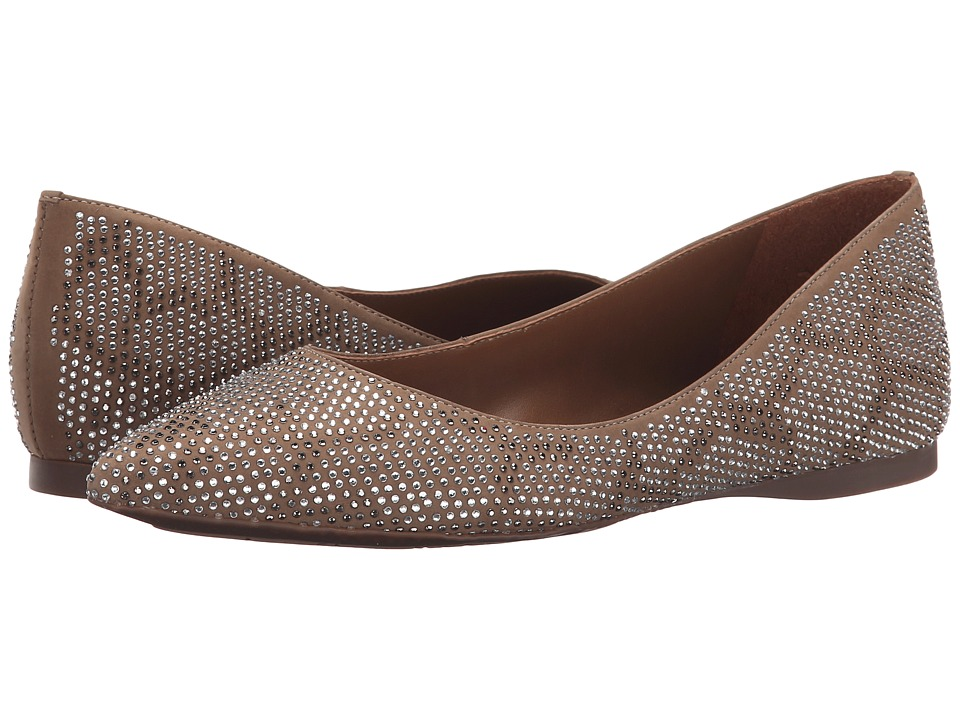 French Sole Quad (Taupe Nubuck) Women