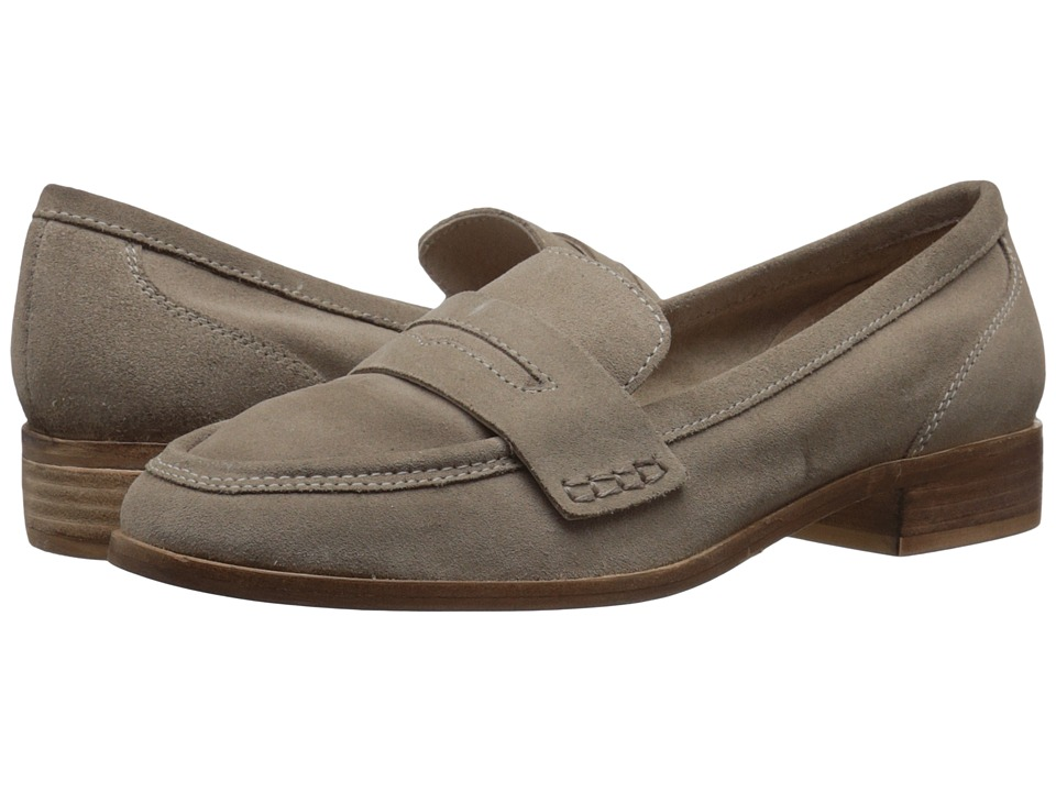 Seychelles - Tigers Eye (Sand Suede) Women's Slip on Shoes