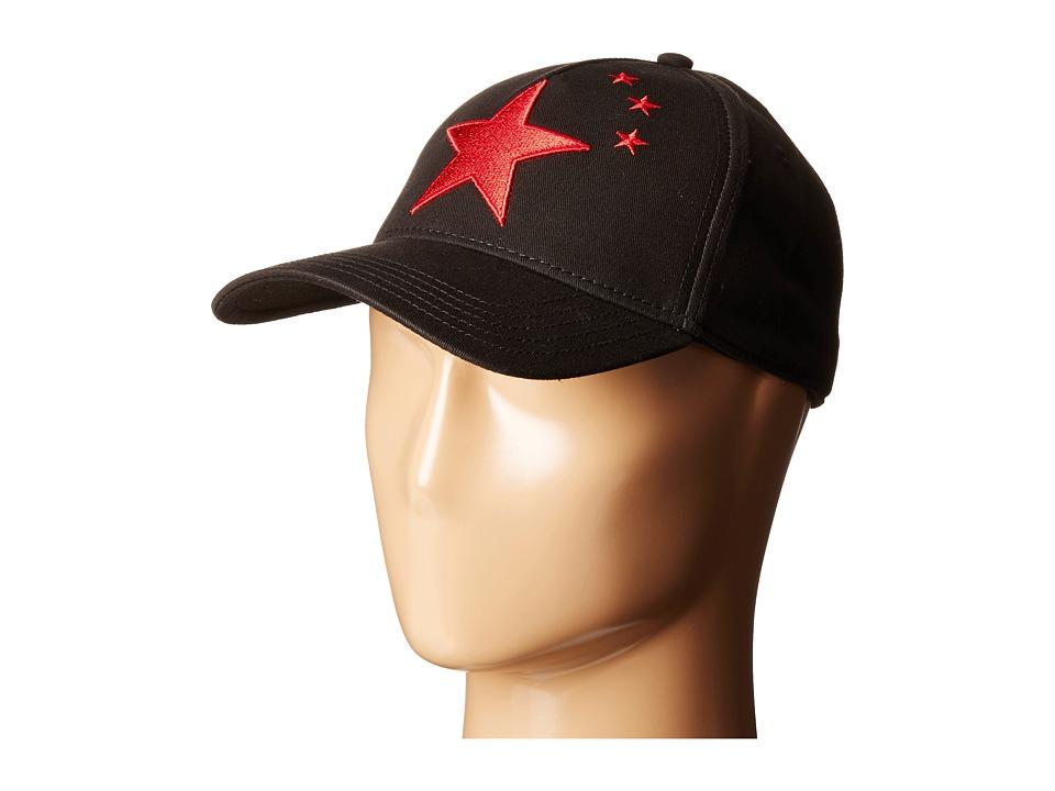 Diesel - Capars Hat (Black) Caps
