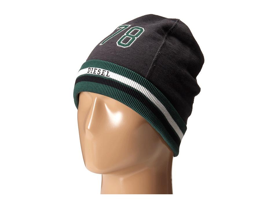 Diesel - Ceysall Hat (Black) Beanies