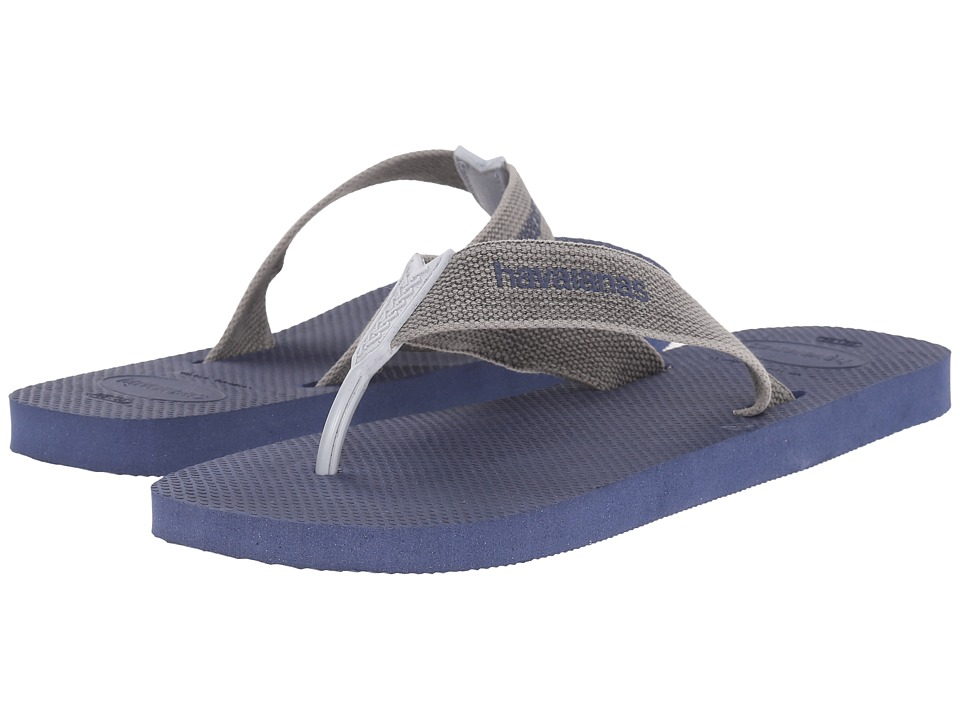 Havaianas - Urban Basic Flip Flops (Navy Blue) Men's Sandals