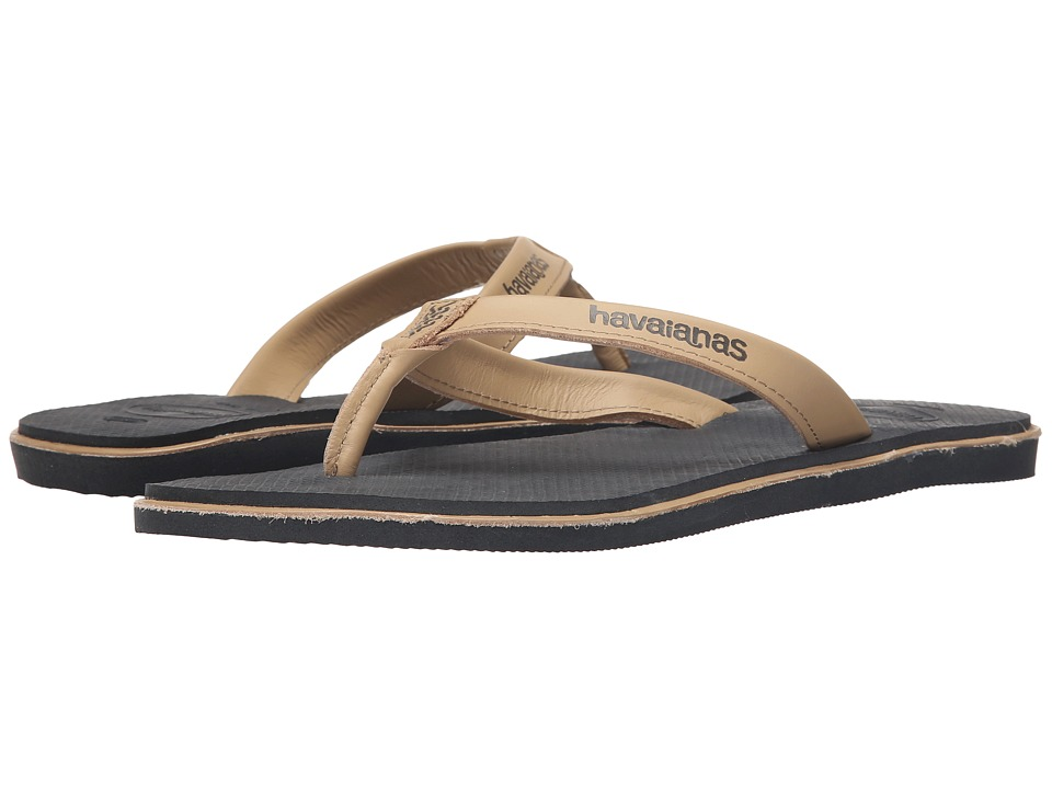 Havaianas - Urban Premium Flip Flops (Grey) Men's Sandals