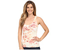 Floral Print Sleep Tank Top