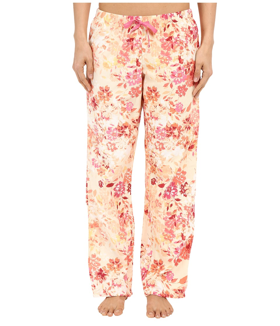 Life is good - Soft Floral Sleep Pants (Floral Multi) Women's Pajama