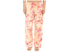 Soft Floral Sleep Pants