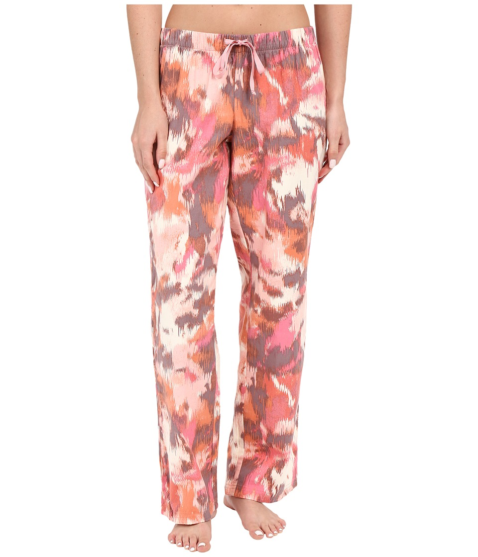Life is good - Ikat Print Sleep Pant (Hazy Multi) Women's Pajama