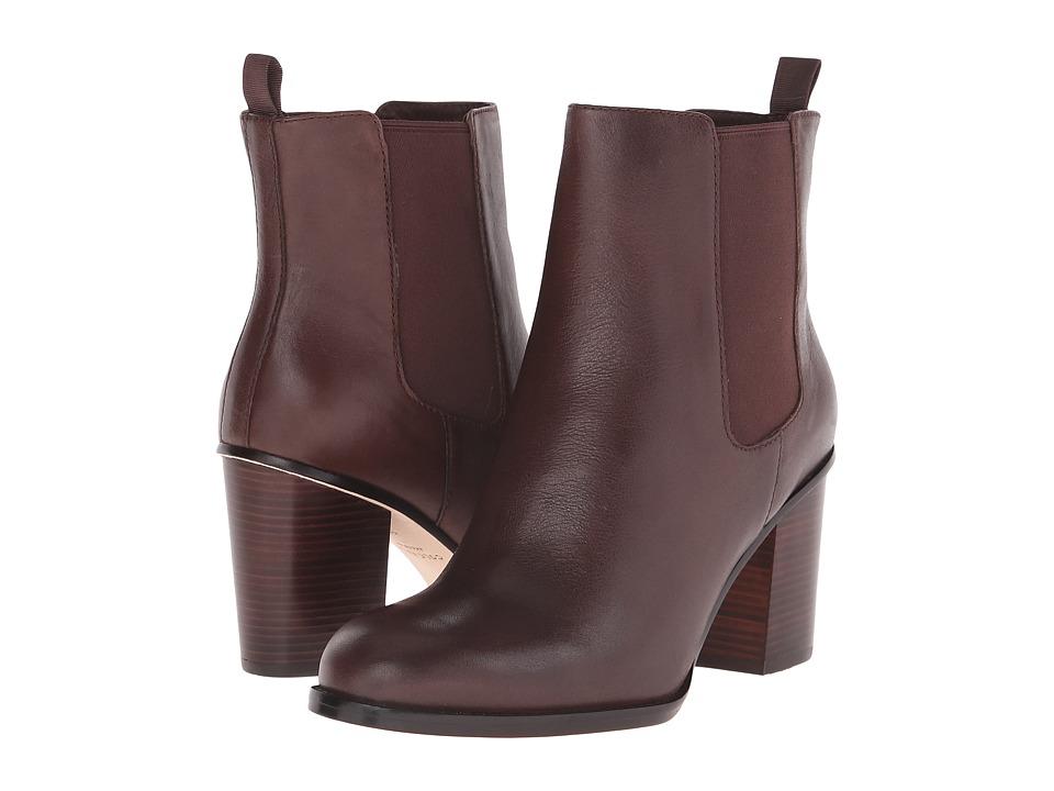 Cole Haan - Draven Short Boot (Chestnut) Women's Boots