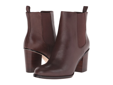 Cole Haan - Draven Short Boot (Chestnut) Women's Boots
