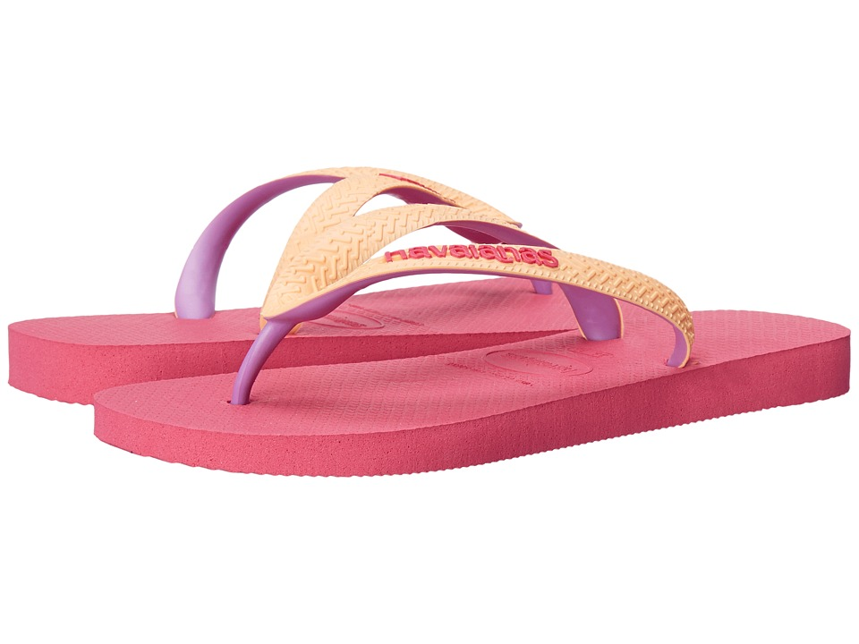 Havaianas - Top Mix Flip Flops (Orchid Rose) Women's Sandals