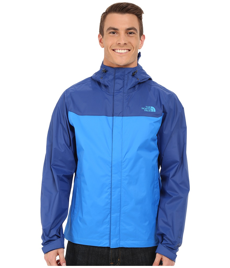The North Face - Venture Jacket (Bomber Blue/Limoges Blue) Men's Jacket