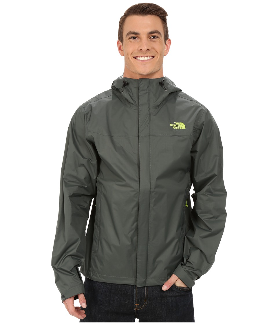The North Face - Venture Jacket (Spruce Green/Spruce Green) Men's Jacket