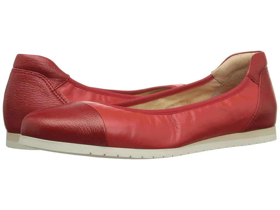 French Sole - Oblige (Red Nappa) Women
