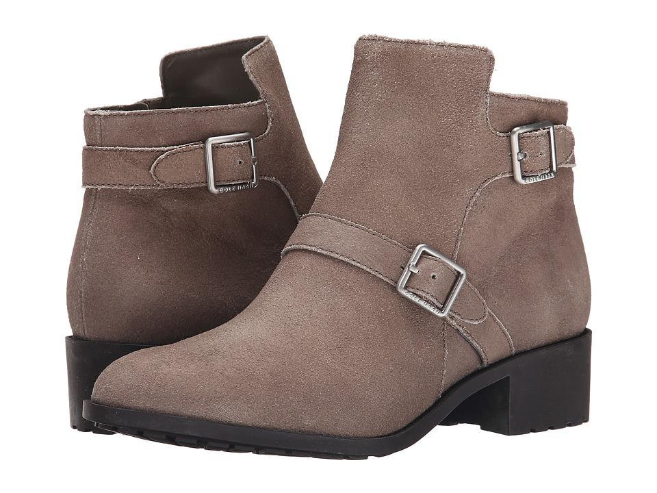 Cole Haan - Rooney Short Boot II (Greystone) Women's Boots