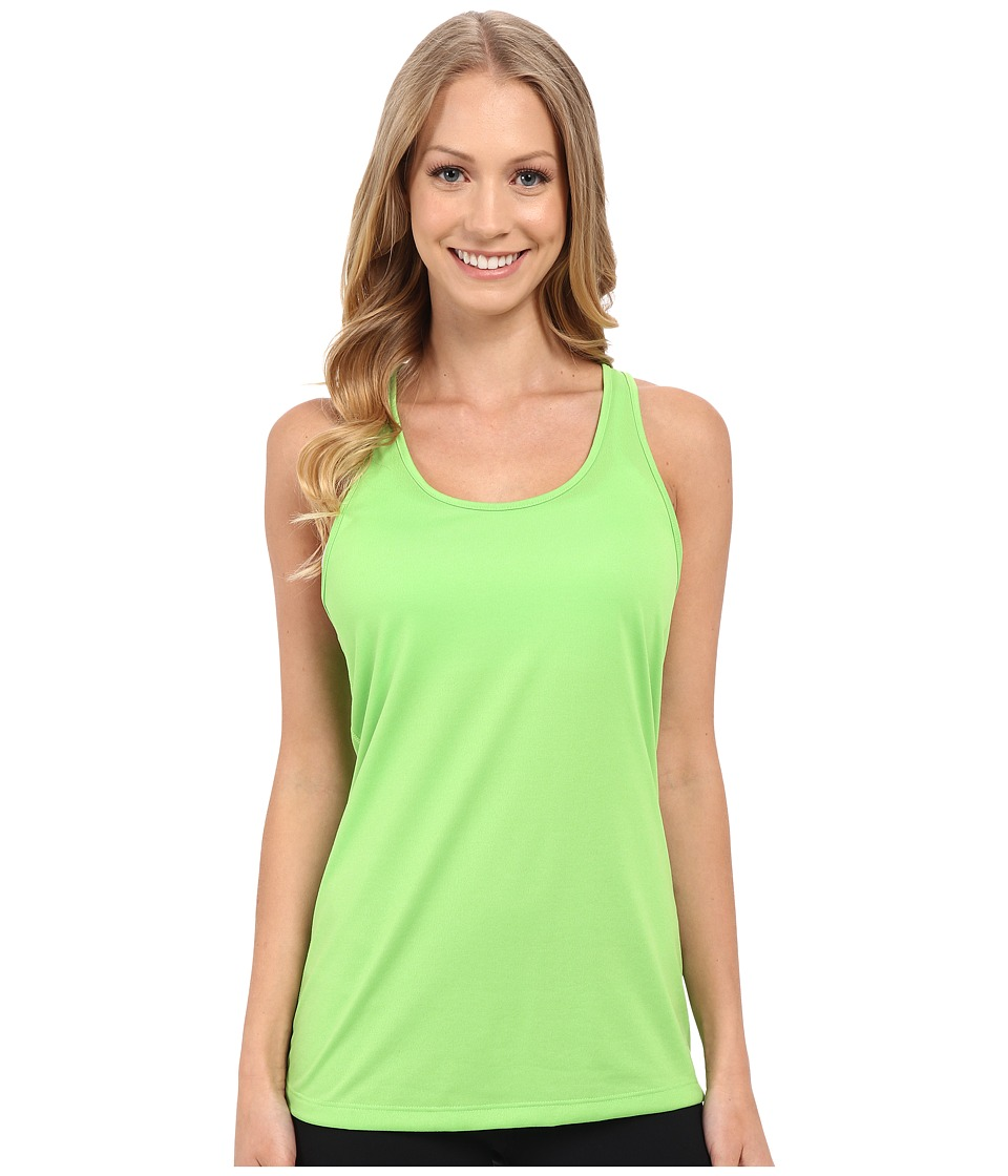 Nike - Balance Tank Top (Action Green/Action Green) Women's Workout