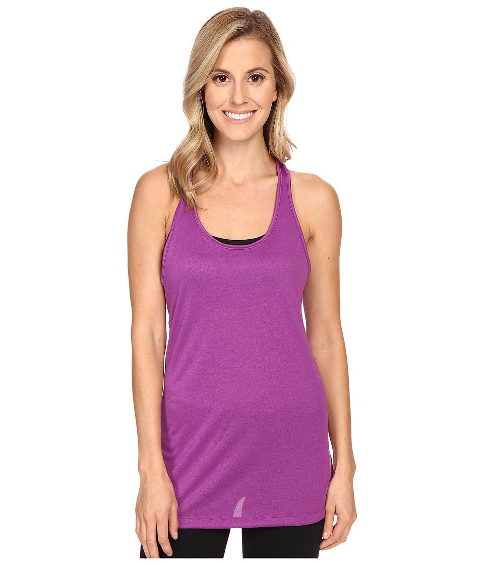 Nike - Balance Tank Top (Cosmic Purple/Cosmic Purple) Women's Workout