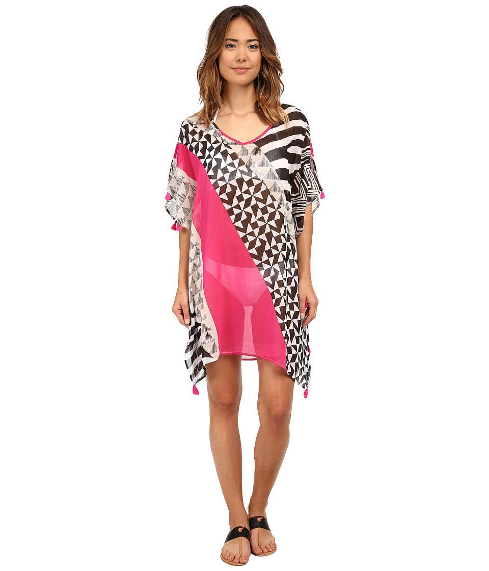 Bleu Rod Beattie - Skin Deep Tunic Cover-Up (Razzle Dazzle) Women
