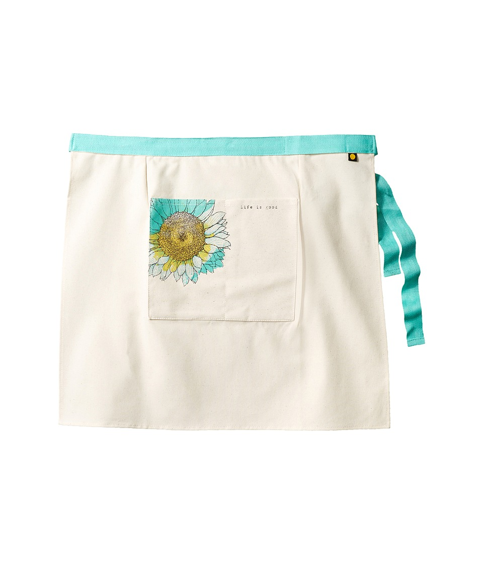 Life is good - Life Is Good Daisy Demi Apron (Natural) Individual Pieces Cookware