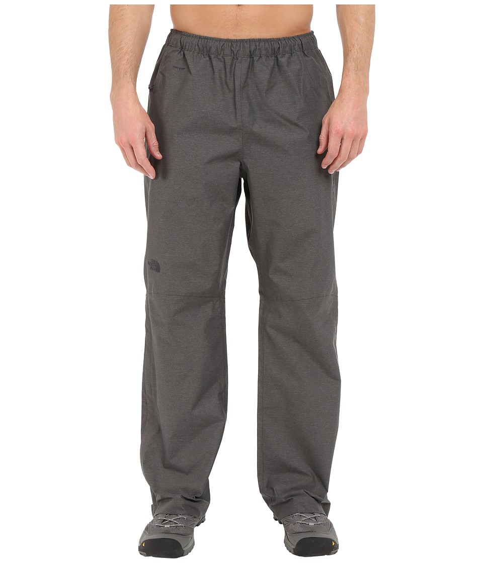 The North Face - Venture 1/2 Zip Pant (Asphalt Grey Heather) Men's Casual Pants