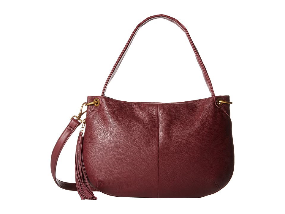 Hobo - Vale (Wine) Handbags