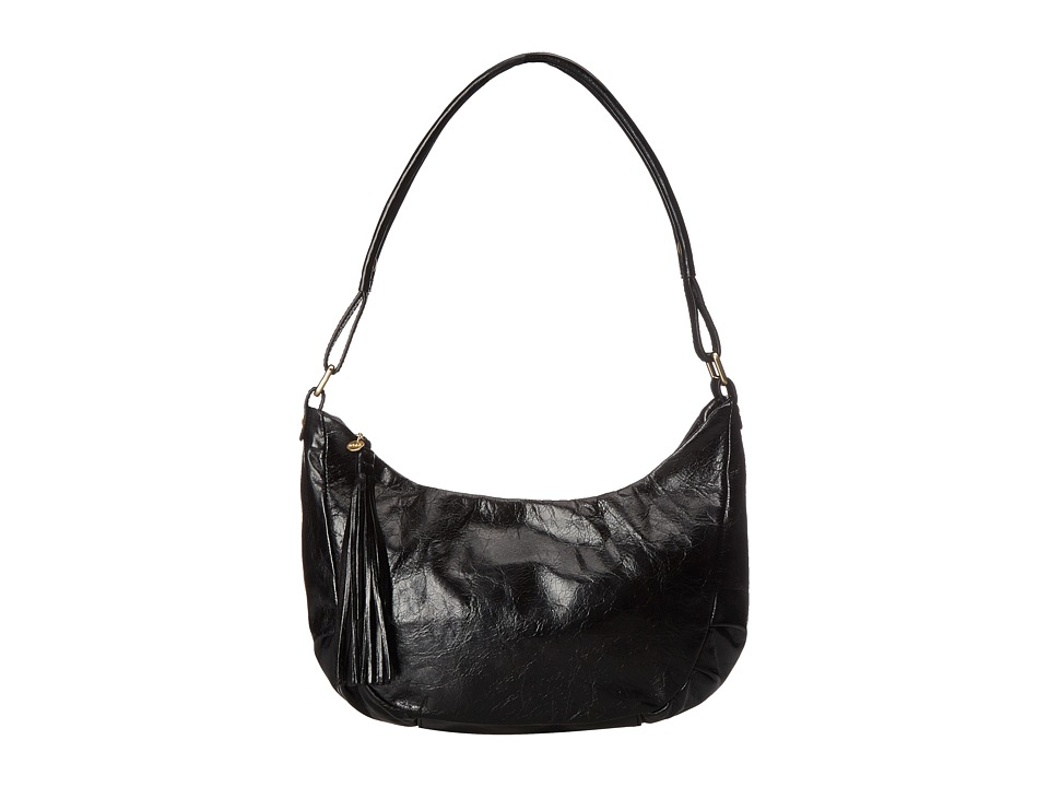 Hobo - Alesa (Black) Handbags