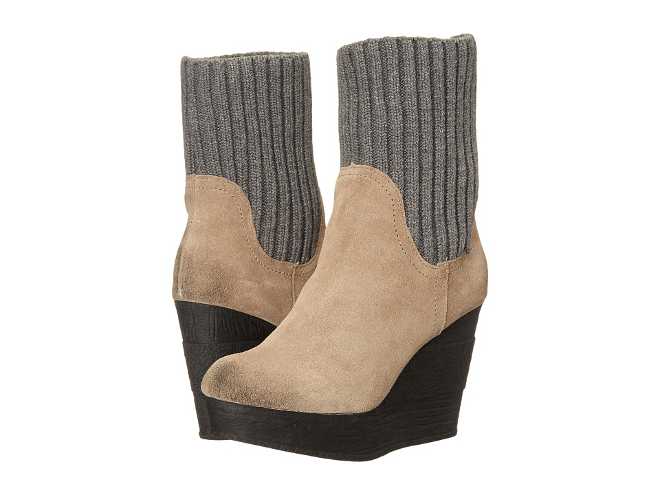 Sbicca - Symphony (Grey) Women's Pull-on Boots