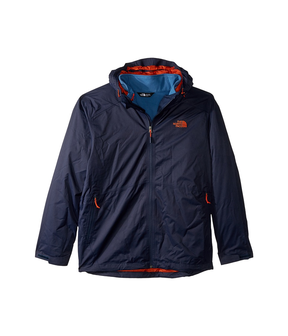 The North Face - Arrowood TriClimate Jacket (Cosmic Blue/Cosmic Blue) Men's Coat