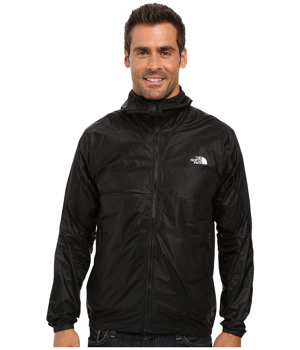 The North Face - FuseForm Eragon Wind Jacket (TNF Black Fuse) Men's Coat
