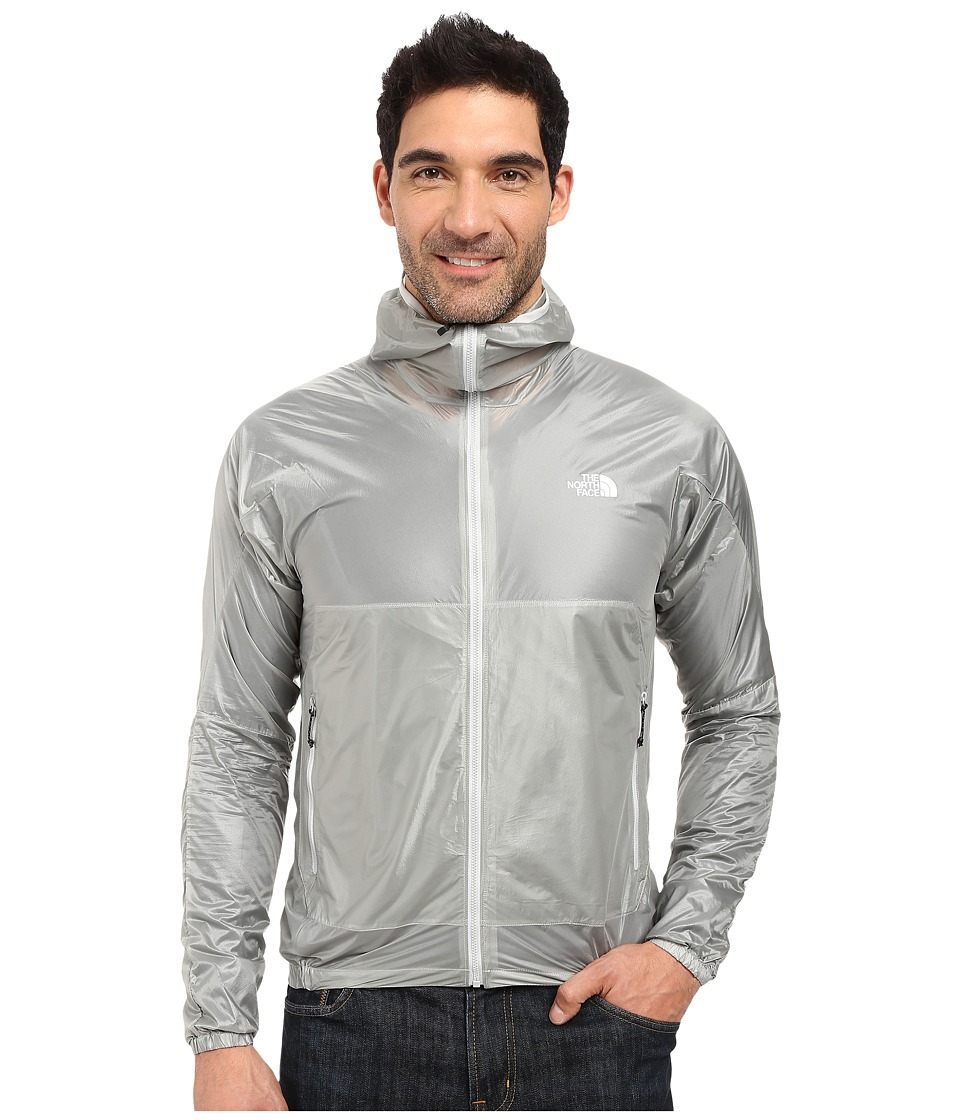 The North Face - FuseForm Eragon Wind Jacket (High Rise Grey Fuse) Men's Coat