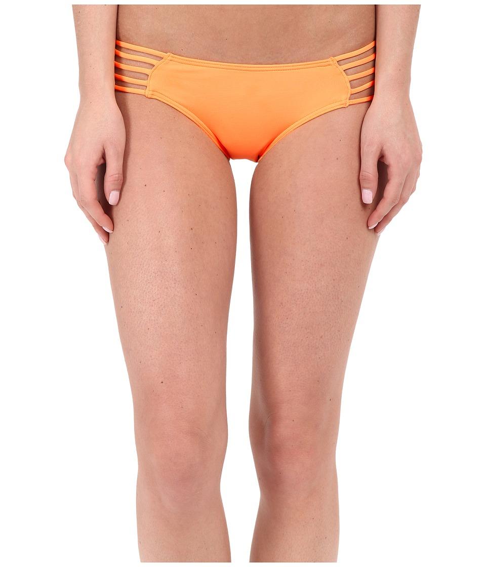 Rip Curl Love N Surf Luxe Hipster Bottoms (Light Orange) Women