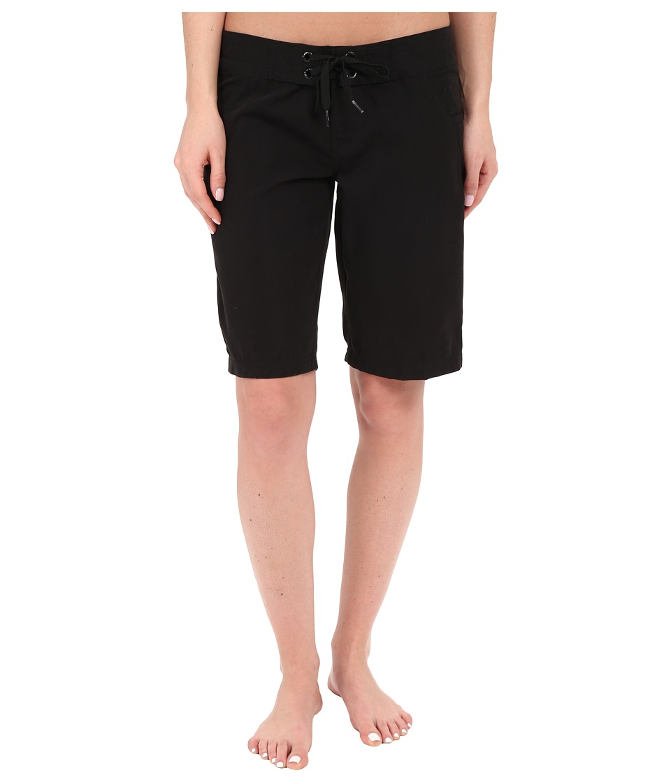 Rip Curl - Love N Surf 11 Boardshorts (Black) Women's Swimwear