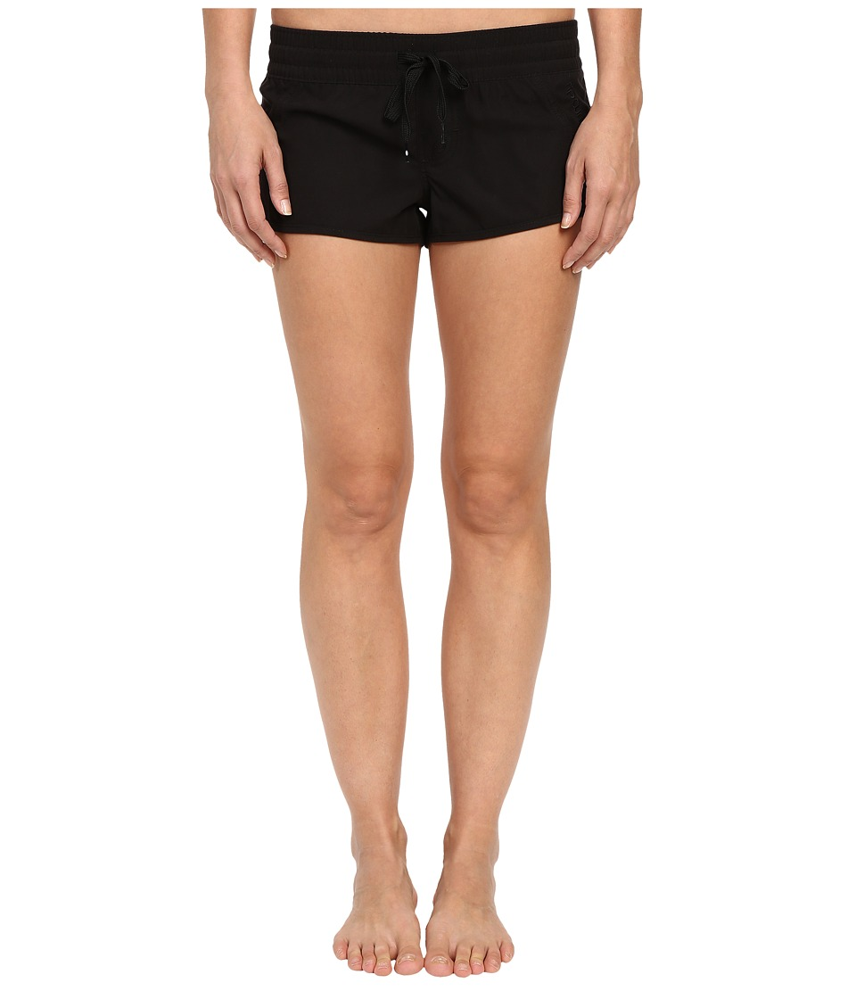 Rip Curl - Love N Surf 2 Boardshorts (Black) Women's Swimwear