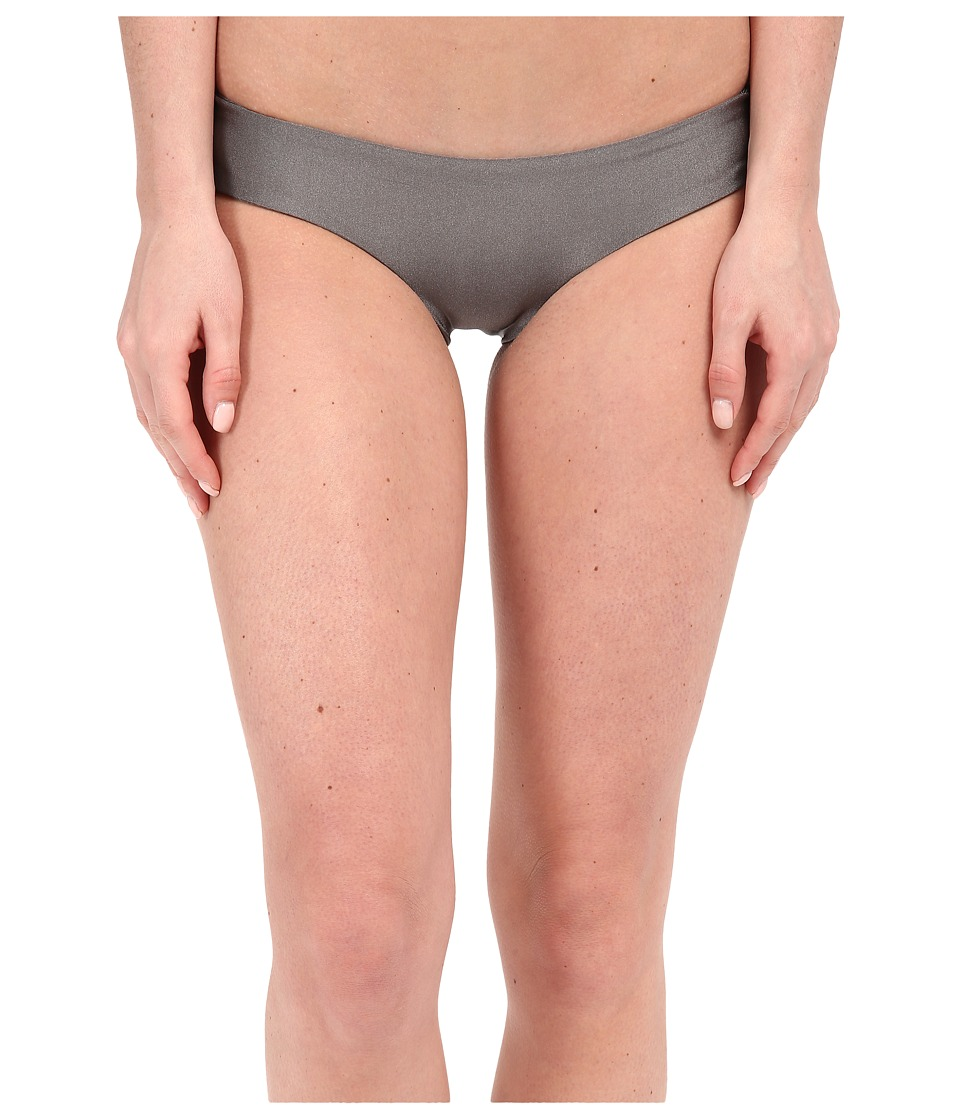 Rip Curl - Luna Lux Hipster Bottoms (Pewter) Women's Swimwear