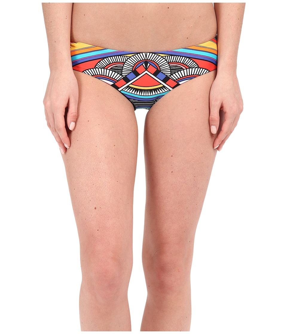Rip Curl - Tribal Myth Hipster Bottoms (Black) Women's Swimwear
