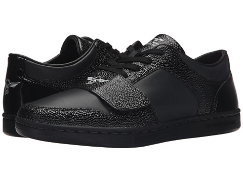 Creative Recreation - Cesario Lo (Black Stingray Charcoal1) Men's Classic Shoes