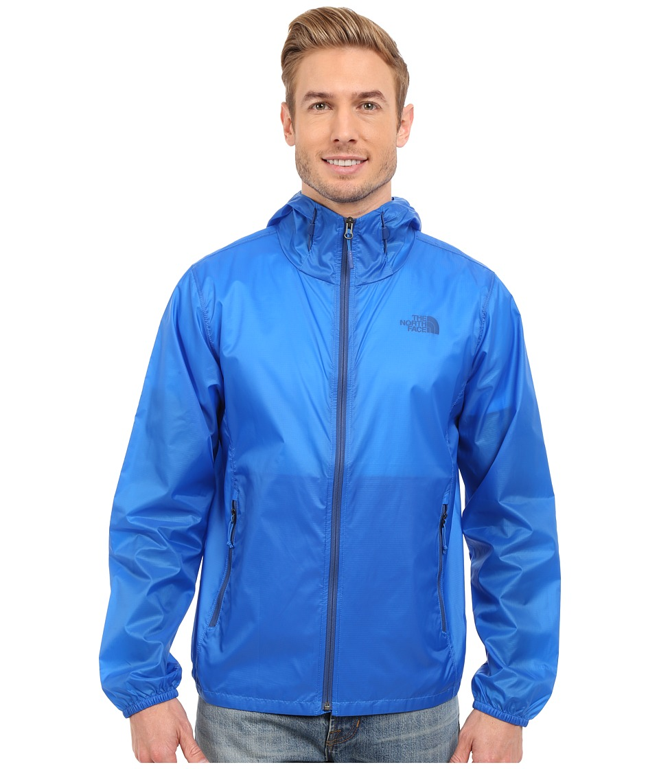 The North Face - Cyclone Hoodie (Bomber Blue) Men's Coat