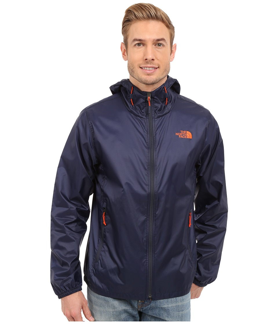 The North Face - Cyclone Hoodie (Cosmic Blue) Men's Coat