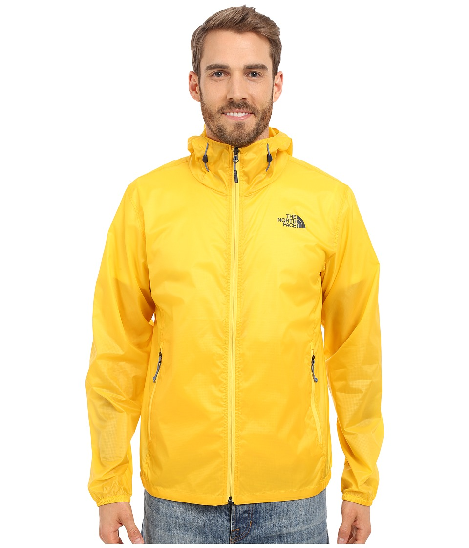 The North Face - Cyclone Hoodie (Freesia Yellow) Men's Coat
