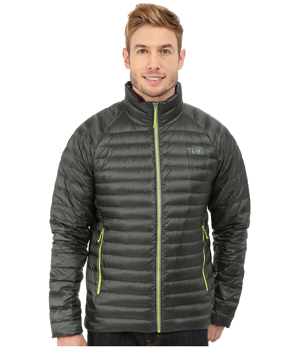 The North Face - Quince Jacket (Spruce Green) Men's Coat