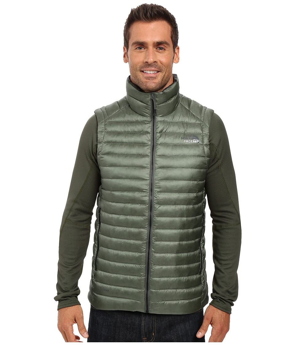 The North Face - Quince Vest (Laurel Wreath Green) Men's Vest