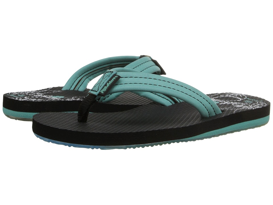 Cobian - Lil Bethany Bounce (Toddler/Little Kid/Big Kid) (Black 1) Women's Sandals