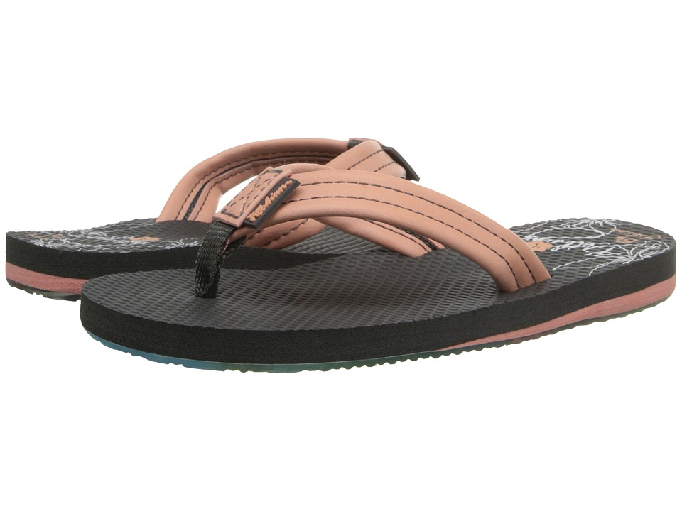 Cobian - Lil Bethany Bounce (Toddler/Little Kid/Big Kid) (Coral) Women's Sandals