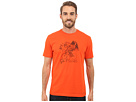 Go Places Bicycle Crusher Tee