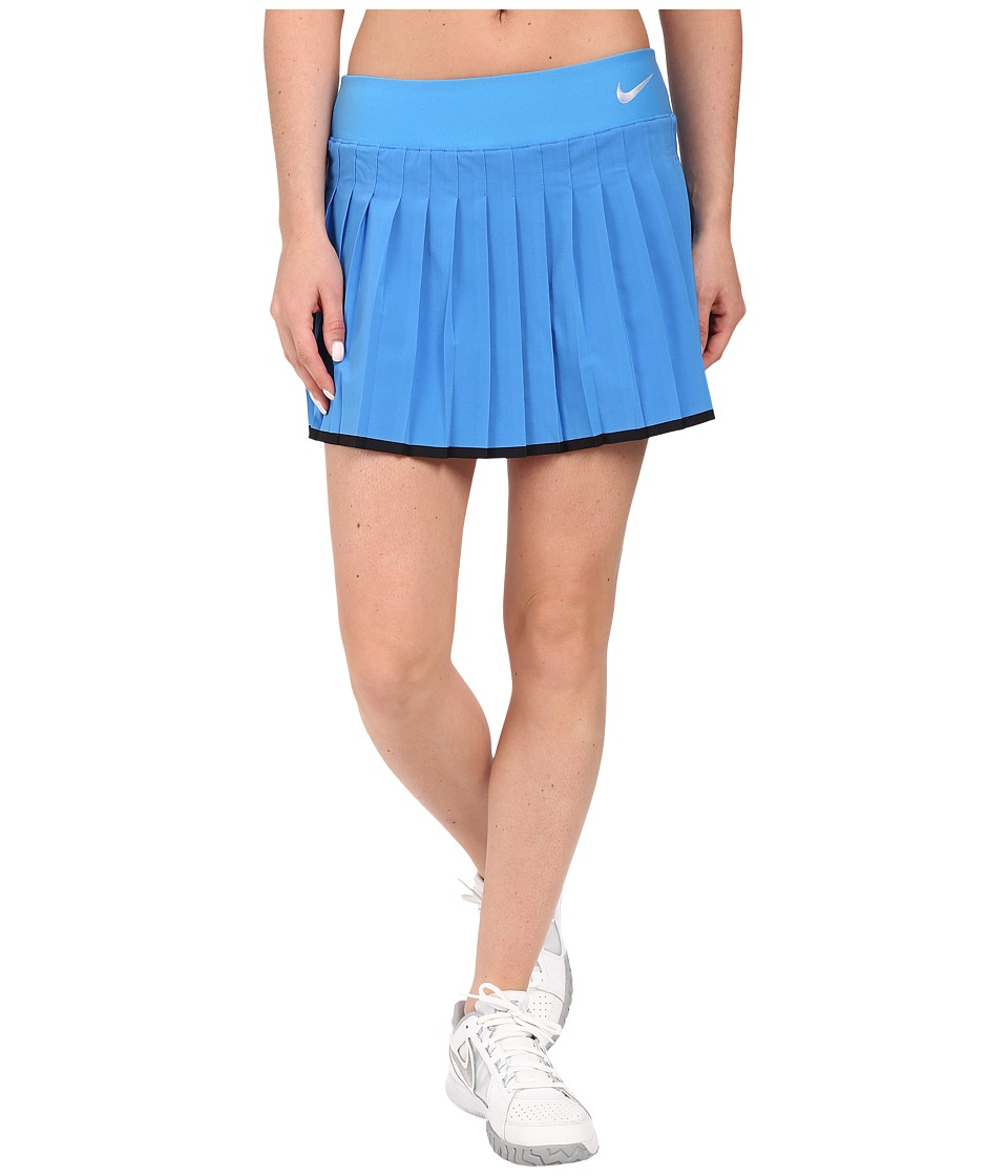 Nike - Victory Skirt (Light Photo Blue/White) Women's Skort
